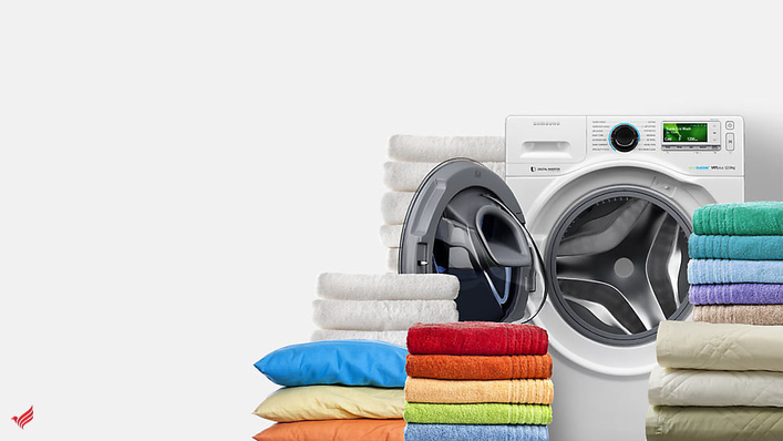 Laundry in Motor City, Discovery Gardens & Palm Jumeirah