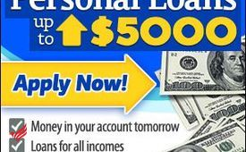 NOW YOU CAN APPLY FOR A PERSONAL LOAN ONLINE AT HOME