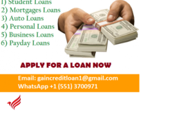Loan offer at 3% interest rate apply now!!