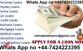Emergency Loans From 30000 To 500, 000 Apply Now