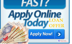 financial loan offer