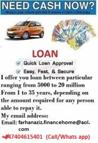 Credit Facility and funding for various projects and debt