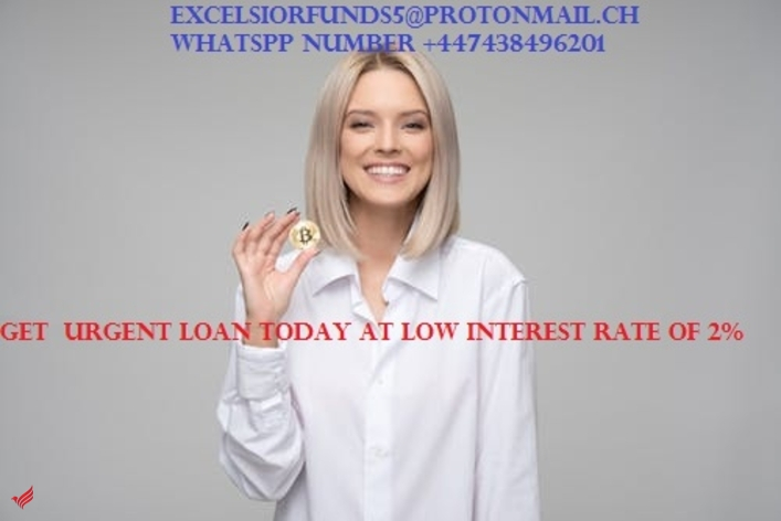 GOOD NEWS IS HERE YOU CAN APPLY FOR A LOAN TODAY AT LOW INTEREST RATE OF 2%