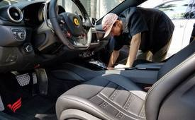 Get Professional Car Interior Cleaning Services in Dubai at Foilers