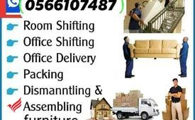 Discount Movers 0566107487