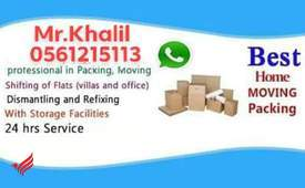 Dubai Movers Packers 056 1215113 Mr.Khalil