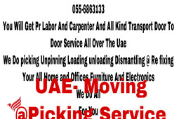 AL AIN UAE MOVING & PICKING SHIFTING AND STORAGE SERVICES