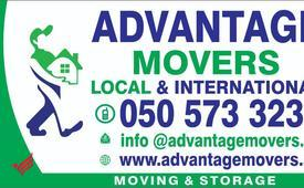 Movers in Layan community