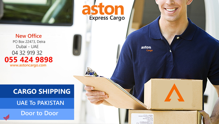 Cargo to Pakistan - Dubai to Pakistan Cargo Door to Door - Aston Express