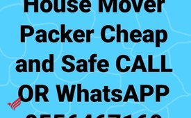 House Mover Packer Cheap and Safe 0556467169