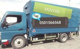 0501566568 Single item Movers in Furjan Villas