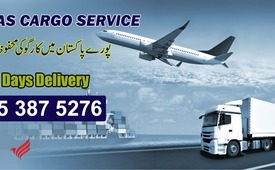 Pakistan Door to door cargo