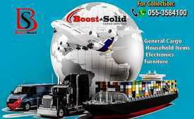 Bs cargo services dubai to Pakistan door to door