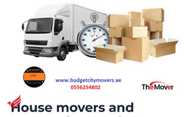 Budget city movers and storage in Dubai