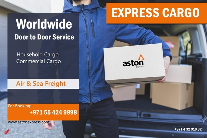 Pakistan Cargo Dubai to Pakistan Cargo Door to Door