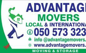 Movers in Sheikh zaid road