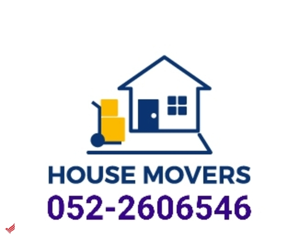 A. B. Movers and Packers ln Emirates Hills 052-2606546