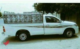 1&3 ton pickup for rent in impz. 0551811667