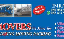 Pick up for Shifting and Moving