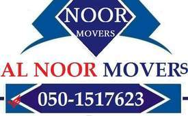 AL NOOR MOVERS PACKERS AND SHIFTERS 050 1517623 PROFESSIONAL SERVICE IN UAE