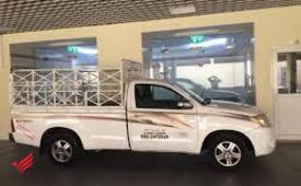 Pickup For Rent In JLT 0502472546