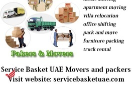 Service Basket Movers and Packers in Dubai | Moving company in Dubai