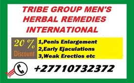 Tribe Group International Distributors Of Herbal Sexual Products