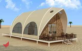 Resort Tents | Glamping Tents | Luxury Resort Tents