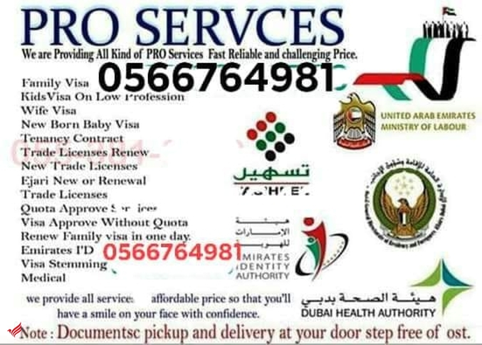 Freelance visa 2 years available qouta, 0566764981