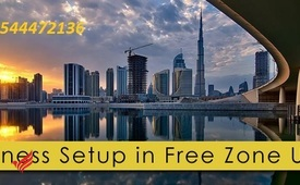 GET YOUR TRADE LICENSE IN Ajman FREEZONE