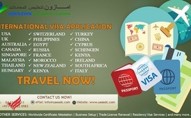 International Visa Application