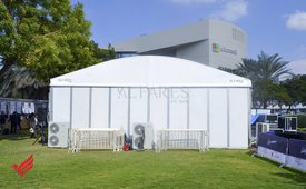 TENTS and TEMPORARY STRUCTURES for EVENTS and EXHIBITIONS
