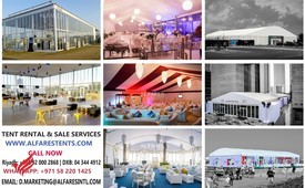 Wedding Tent Rental UAE