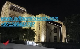 National day and dewali Decoration Lights Services